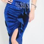 blue-velvet-skirt