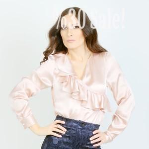 pink-satin-shirt