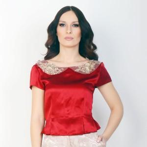 red-silk-shirt