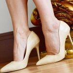Powder Color Shoes